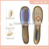 Max waves hot air comb massager