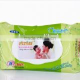 Wet Wipe, Made of Spunlace Nonwoven Fabric, Wholesale and OEM Orders Wet Wipe Manufacturer