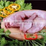 Red Fresh Frozen Rabbit Meat