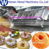 Electric and gas donut maker /machine for doughnut making and frying008613837162172