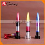 Cleaning Folding Smoke Aluminum Tobacco Pipe Wholesale