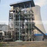 Big msw gasification system fluidized bed gasifier 10mw Msw to electricity equipment