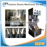 best price 2 Cone ice cream machine/4 cone pizza cone making machine wholesale made in china(whatsapp:0086 15639144594)
