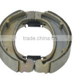 OEM High Quality Motorcycle cast iron brake shoes