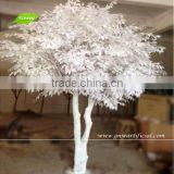 GNW BTR015-2 white ficus leaf tree artificial plants of leaves made in guangdong on sale
