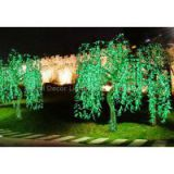 led weeping willow tree for outdoor lighted tree