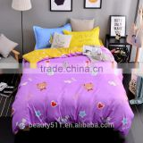 inherent flame retardant bed sheet/pillowcase/bed set BS287