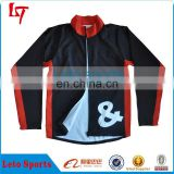 sublimation long sleeve cycling jacket custom-made fashion cycle uniform pro team bike shirts &pants