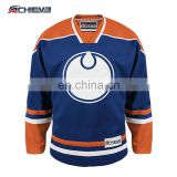 custom made printing hockey uniforms wholesale blank Ice hockey jersey sublimation team hockey wear