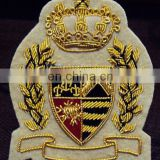 hand embroidered fashion badge | Fashion Blazer Badges, patches, emblem, motifs for garments