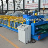 roof panel double layer roll forming machine