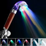 Red Green Blue LED Shower Head with Top Quality