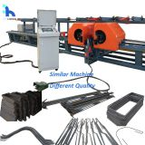 automatic twin head rebar bending machine
