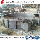 Permanent Mold Casting Steel Iron Cast Products
