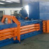 big -140TAutomatic horizontal hydraulic baling machinesemi