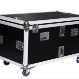 Saxophone Flight Case Adjustable 60 65 Inch Led Tourgo 26