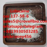 could supply lidocaine  cas 137-58-6 with best price  sales5@crovellbio.com