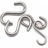 Hot Dip Galvanized Black S Hooks Small S Hooks For Crafts