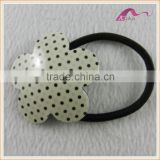 Hot Wholesale Latest Design Elastic Hair Bands For Girls