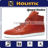 OEM High quality orange sporty basketball fitness athletic shoe