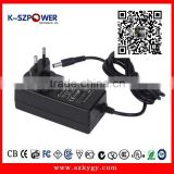 2015 k-16 36w series ygy powerac dc power adapter 12v 3v for hard drive