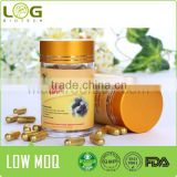 350mg or 400mg chaga mushroom extract powder capsule