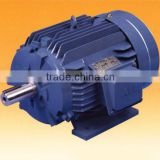 YD series dual speed electric motor/pole-changing multi-speed induction motor