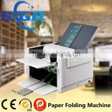 SG-298a3digital paper creasing and folding machine sheet folding machine                                                                         Quality Choice
