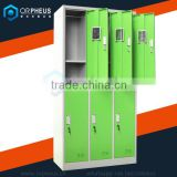 Inquiry About 80 Compartment Metal Locker  Storage Locker 2 Tier Metal Locker Wholesale