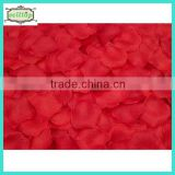 2014 hot sell 4.5*4.5cm silk rose petal in 38 coulors                                                                         Quality Choice