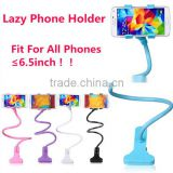 Unique design phone accessories lazy snack holder,desk holder for cellphone