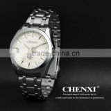 Modern promotional man or woman ,lady's watch stainless steel watch 024AM&LS