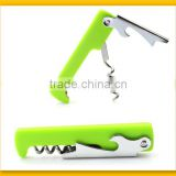 promotional plastic personalized wine opener