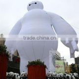 hot sell inflatable baymax, baymax mascot costume,inflatable baymax from big hero 6