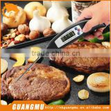 bbq digital thermometer wireless bbq thermometer stainless steel probe thermometer metal