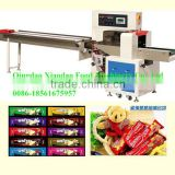 Biscuit Packing Machine/Wafer bar Flow Wrapping Bagging Machine