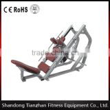 ISO-9001 Approved New Arrival Machine 2016/Dual Founction Fitness Machines Leg Press & Hack Squat (TZ-5060)/China TZFITNESS