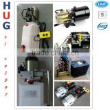 China Manufacturer 12 volt hydraulic power units