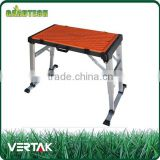 Chinese adjustable height work platform,movable platform