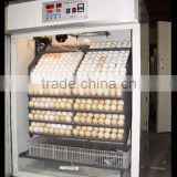 Automatic-Temperature&Humidity Controlling Poultry Egg Incubator for 2112 Chicken Eggs With CE