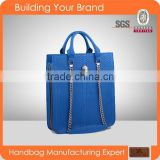 3347 2015 Fashion Blue Women Handbags Real Python Bag Animal Leather Bags                                                                         Quality Choice