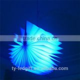 book lamp color led lamp ball plastic decoration lamp ball