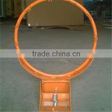 Outdoor mini basketball hoop