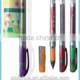 Ballpoint Pen Type and Plastic Material metal clip banner pen