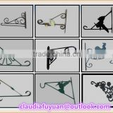 galvanized and powder coated garden antique cast iron decorative anchor hooks and brackts