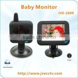 3.5 Inch Digital LCD baby monitor home security video recorder night vision Wireless home security video recorder JVE-2009
