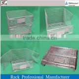 Warehouse Small Metal Wire Container