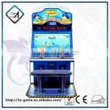 Arcade Redemption Kid PIRATE HOOK Fishing Game Machine