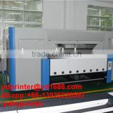 Best quality digital garment fabric/pure silk fabric printing machine with drying system