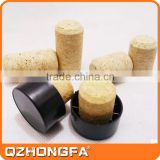 FDA approved reusable silicone wine glass bottle cork stopper with wholesale price                                                                         Quality Choice